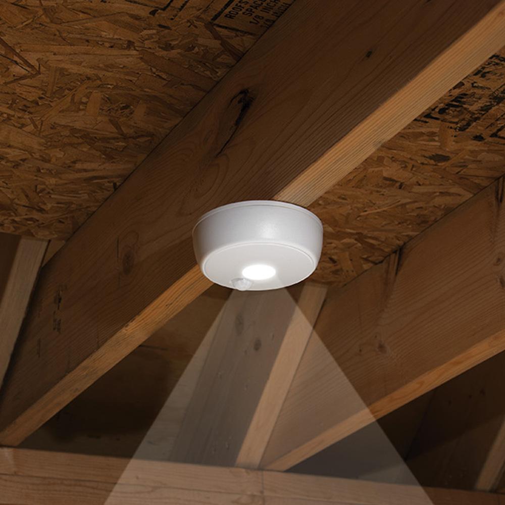 Mr Beams 174 Wireless Motion Sensor Led Ceiling Light Mb980