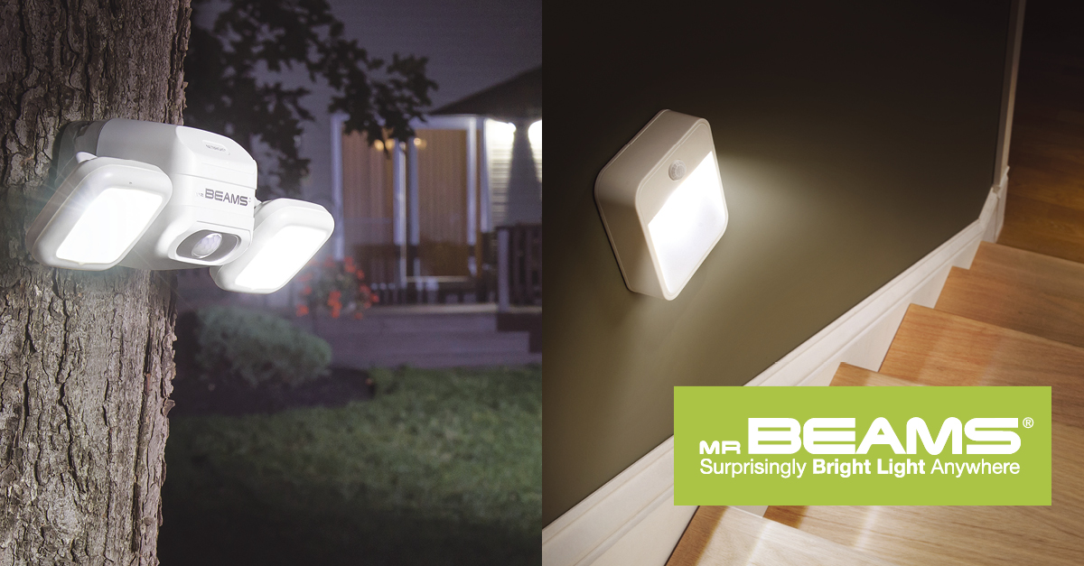 Mr Beams Wireless Led Lightning Bright Light Anywhere