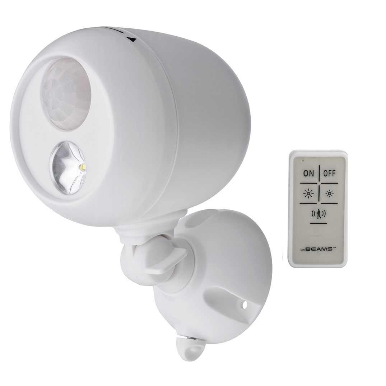 Mr Beams 174 Wireless Motion Sensor Led Spotlight W Remote