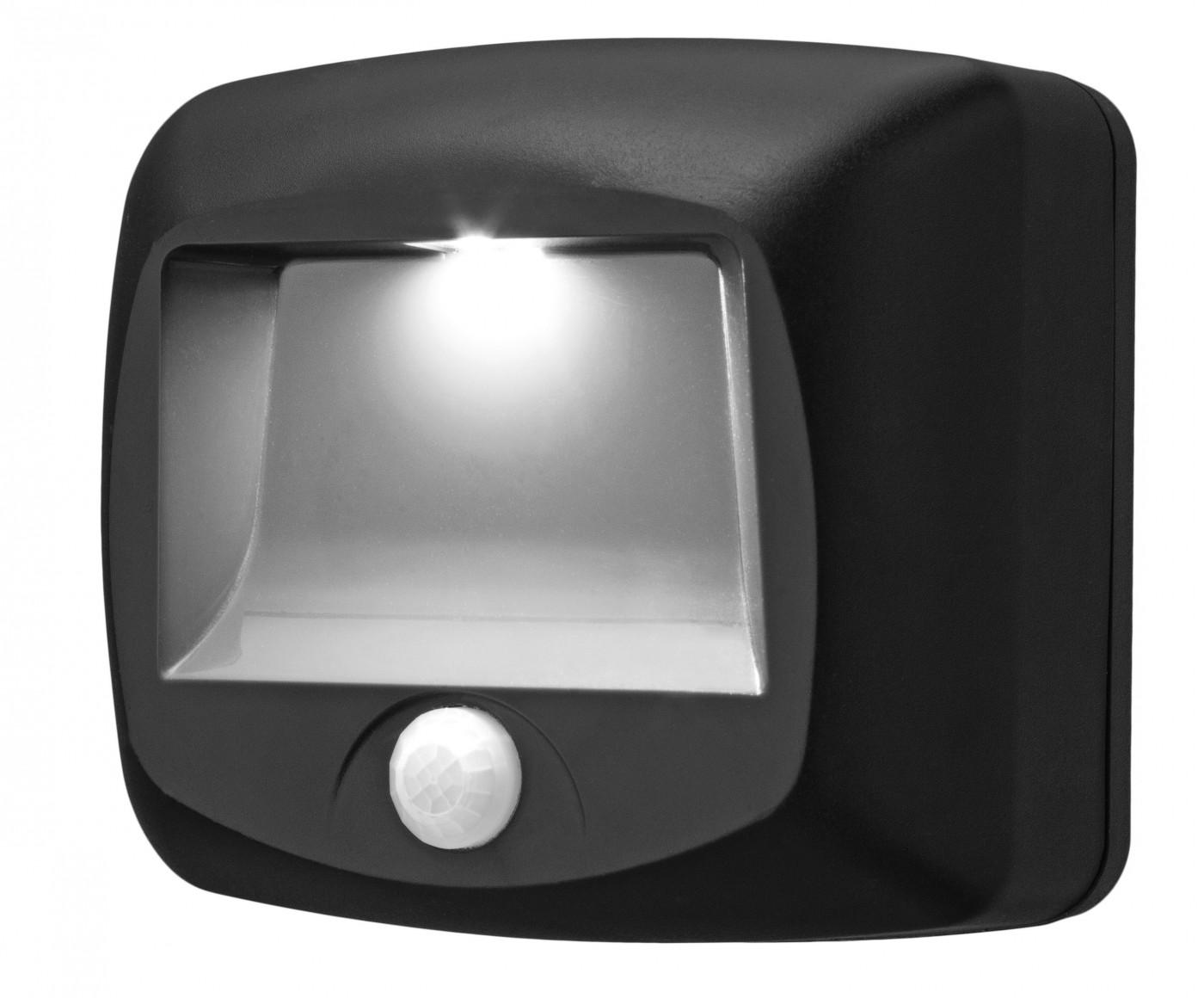 Mr Beams® Wireless Motion Sensor LED Step Lights U0026 Stair Lighting MB520  (Dark Brown)